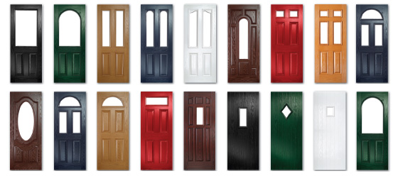 upvc-door-selection
